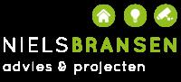Niels Bransen Logo Wit site